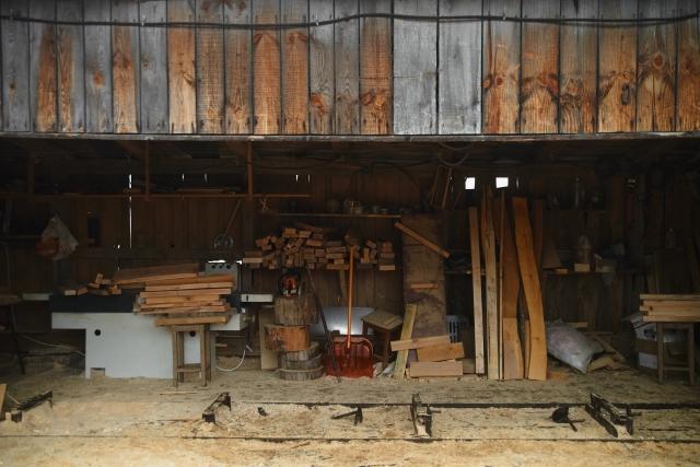 Раньше это была небольшая мастерская, которая разрослась до целой мануфактуры