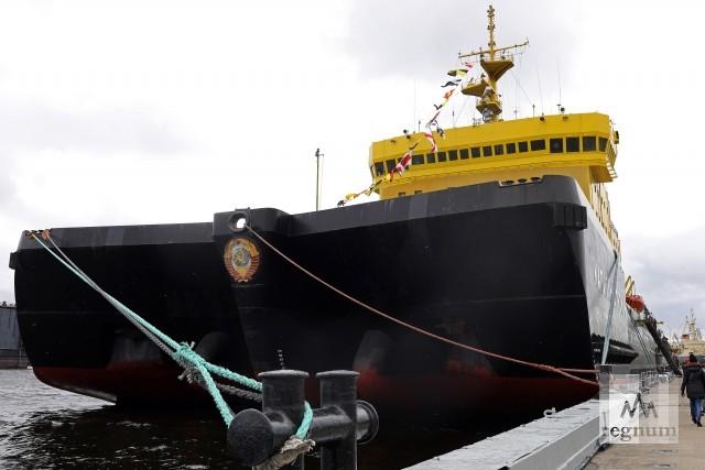 Ледокол «Капитан Сорокин»
