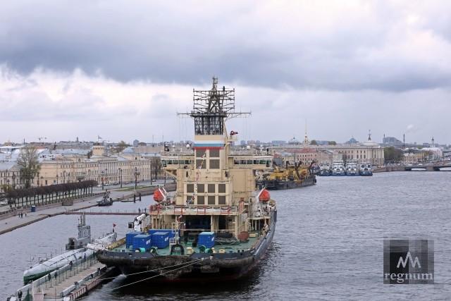 Ледокол «Санкт-Петербург»