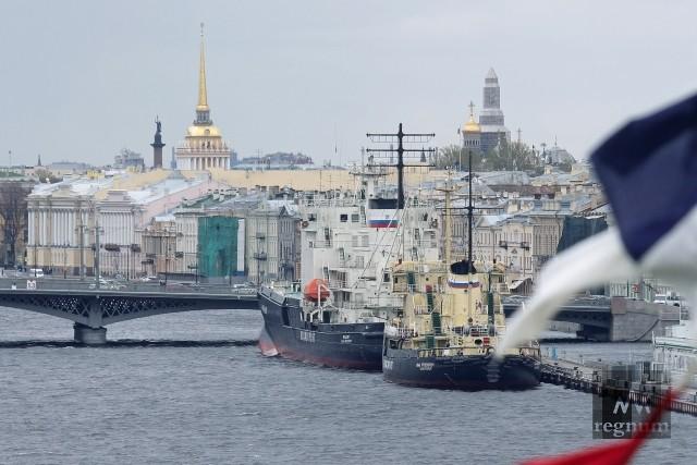 Фестиваль ледоколов в Петербурге