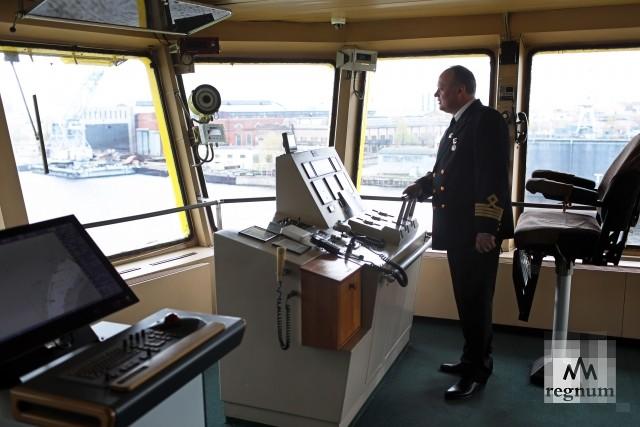 Капитан ледокола «Капитан Сорокин»