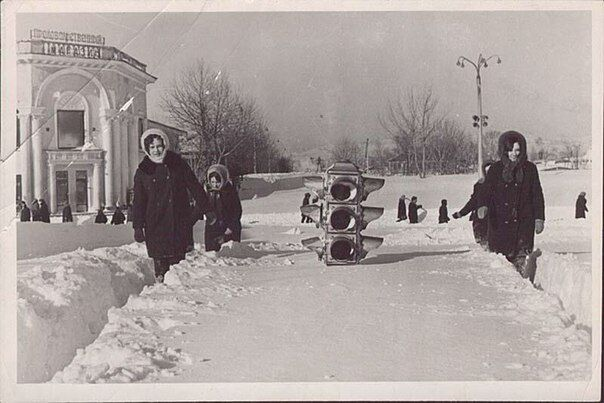 Южно-Сахалинск, 70-е