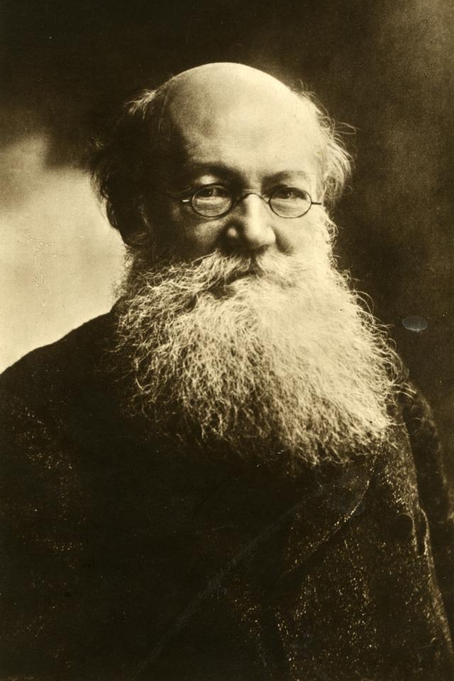 Пётр Кропоткин. 1890