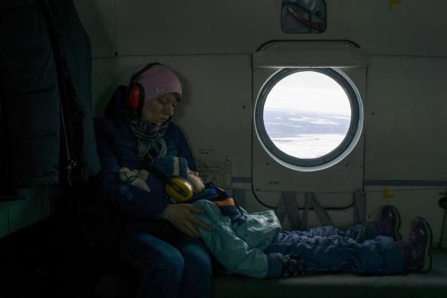 Санитарная авиация: спасение свыше