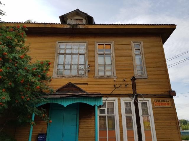 Дореволюционный дом Верхней Тоймы должен помнить писателя М. Пришвина
