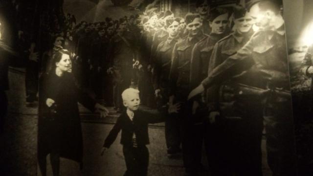 Вторая мировая война без Советского Союза в канадском музее War Museum