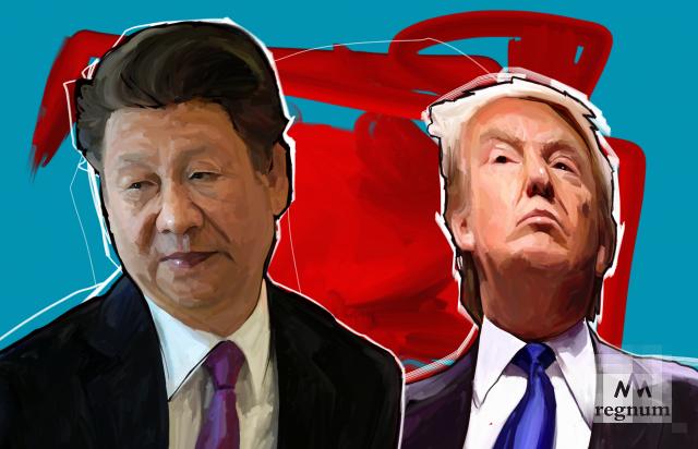 Трамп лезет на «Великую стену» торговой войны с сомнительным успехом