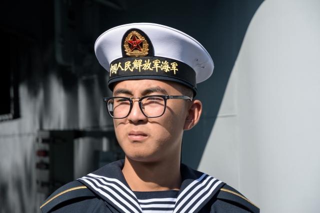 Матрос ВМС КНР