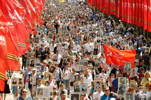 Испанское СМИ: победа во Второй мировой для русских больше, чем религия