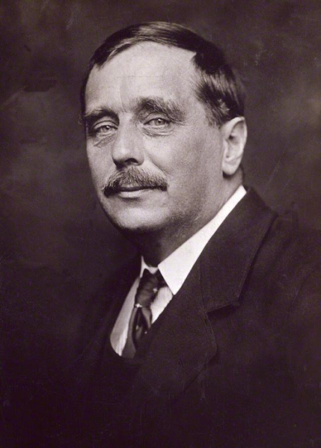 Герберт Уэллс. 1920