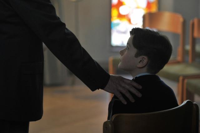 Жертва сексуального преступления со стороны священнослужителя