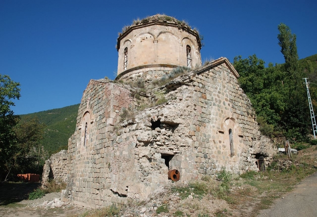 Храм Долискана. Турция