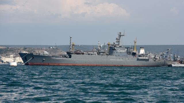 Черноморский флот внёс большой вклад в борьбе с терроризмом — глава Крыма