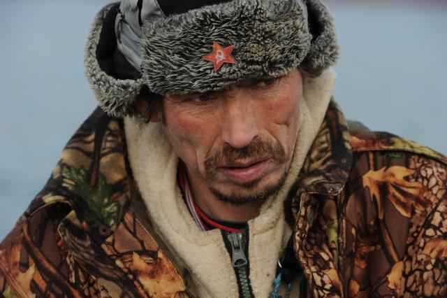Портрет морского охотника