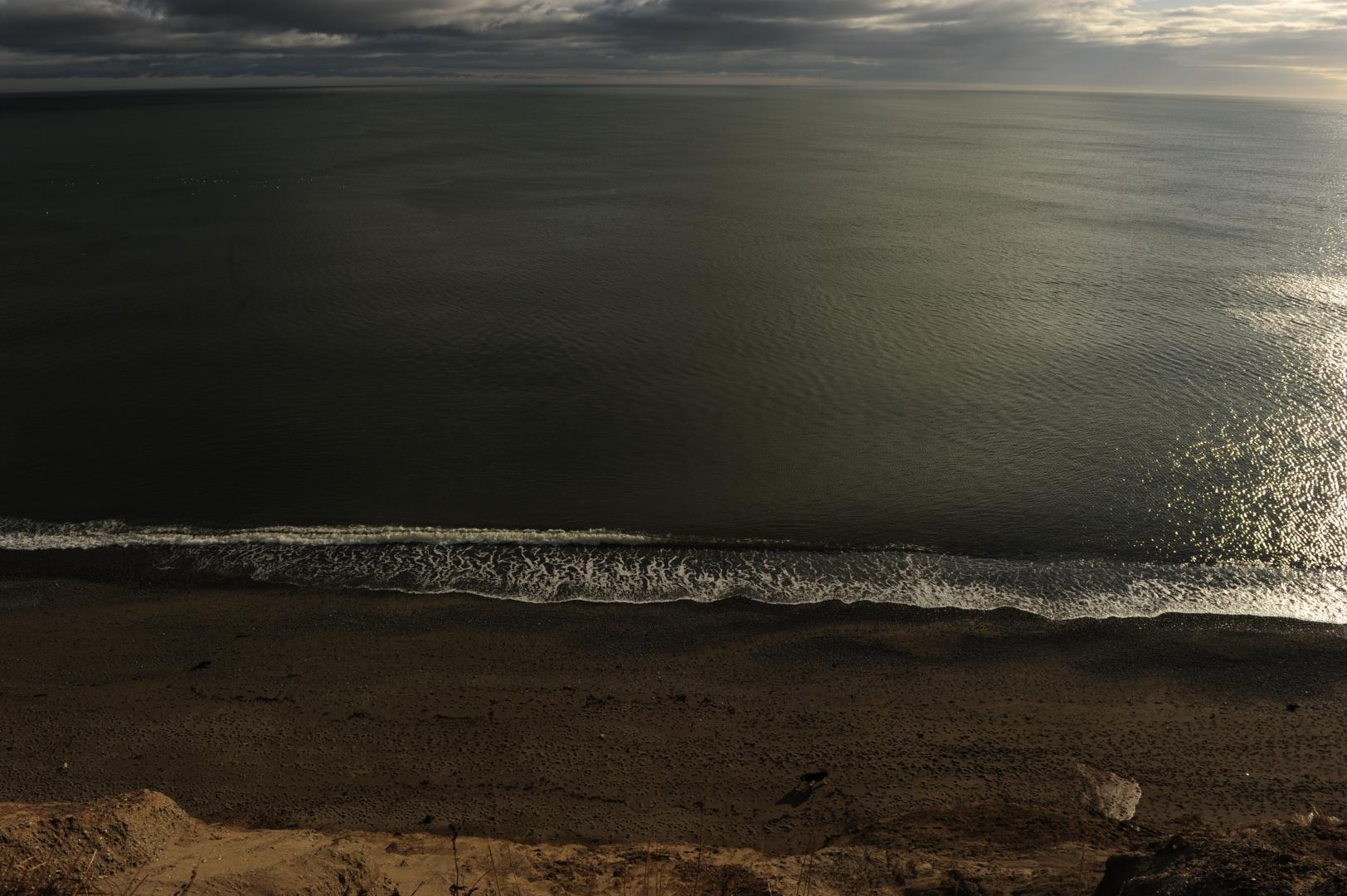 Фрагмент побережья Берингова моря