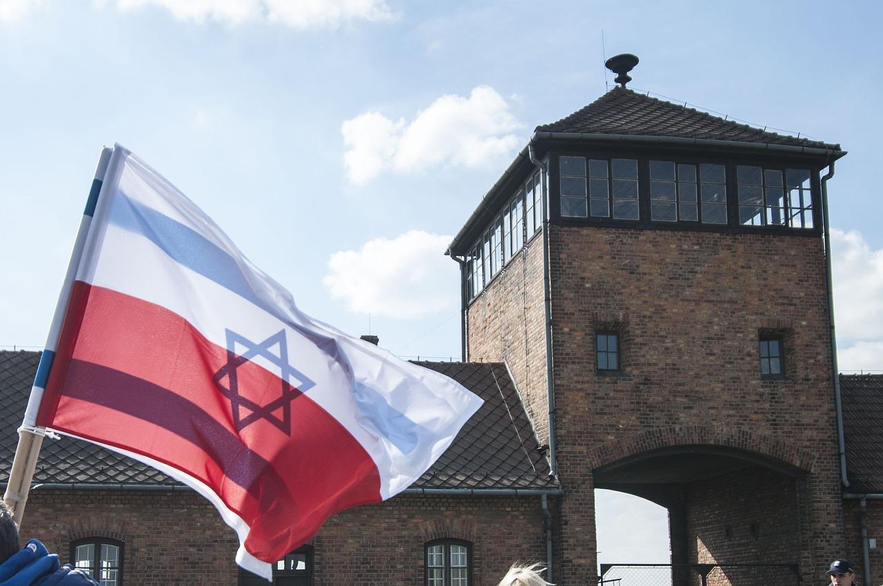 Концентрационный лагерь в Польше