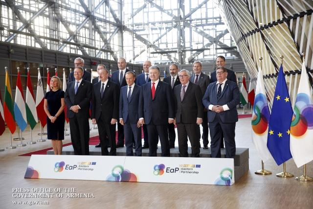 Баку провалил юбилейный саммит Восточного партнерства