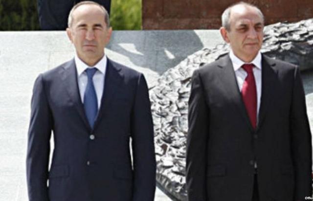 Президент Карабаха готов явиться в суд, чтобы поручиться за Кочаряна