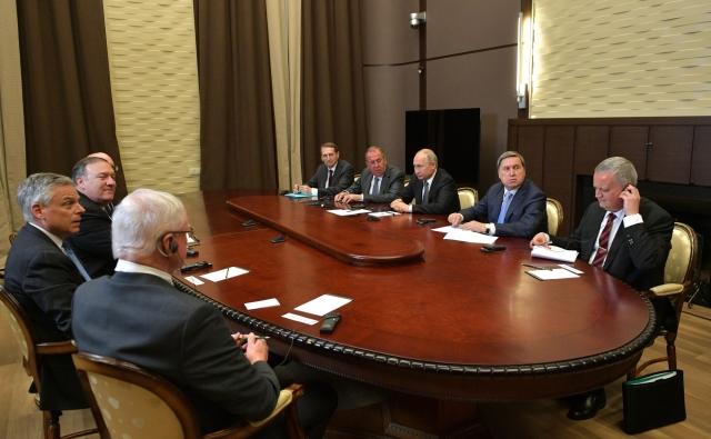 Пушков обозначил главные итоги переговоров Лаврова и Помпео