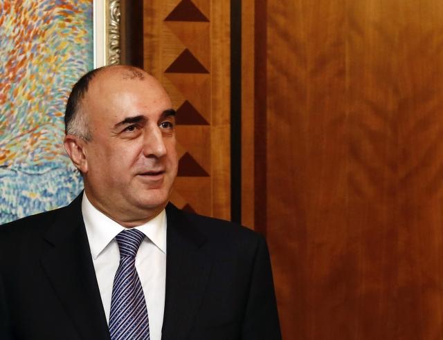 Эльмар Мамедъяров