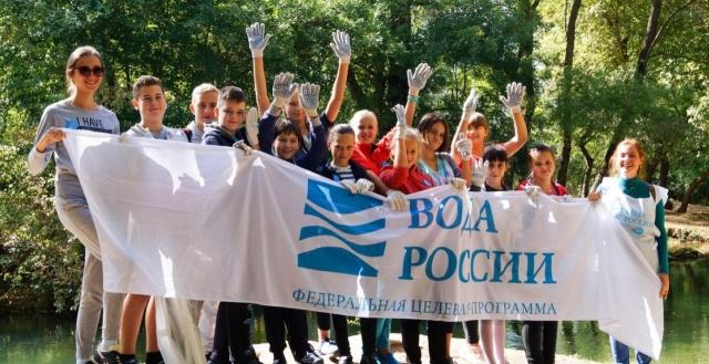 В Нижнем Новгороде дали старт Всероссийской акции «Вода России»