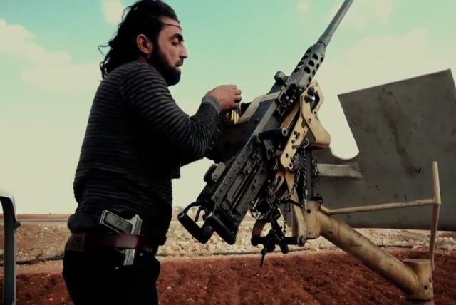 Минобороны: В Алеппо восемь человек погибли из-за обстрелов боевиков