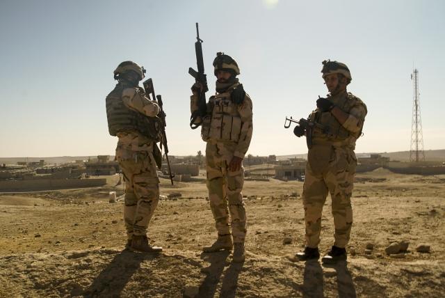 Четыре человека погибли во время протестов в Ираке