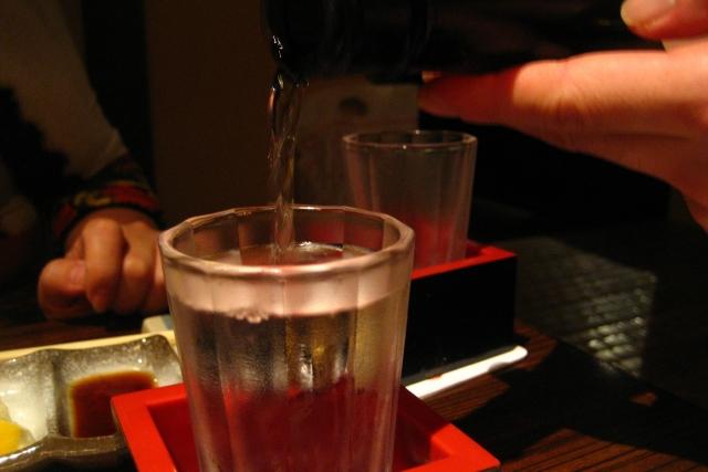 Любитель выпить