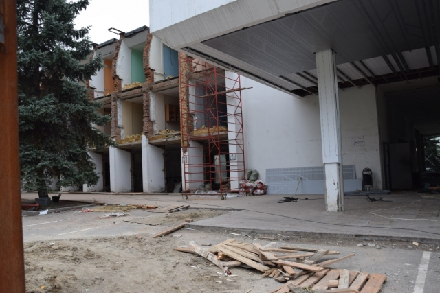 В Ярославле власти предлагают владельцу Речного вокзала компромисс