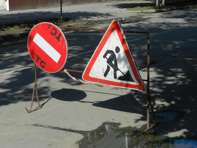 Перед приездом Медведева в Ростове-на-Дону латают ямы и пылесосят улицы