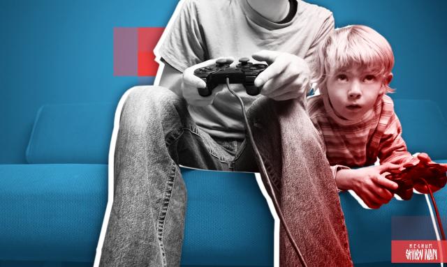 Законопроект о возрастной маркировке компьютерных игр внесен в Госдуму