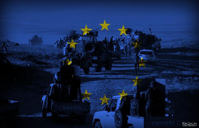 Atlantic Council: Дестабилизация Ближнего Востока угрожает безопасности ЕС