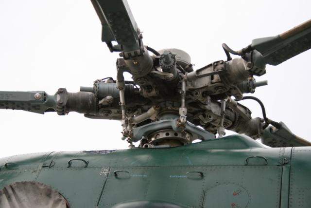 В Москве представили прибор для устойчивости вертолётов в сложных условиях