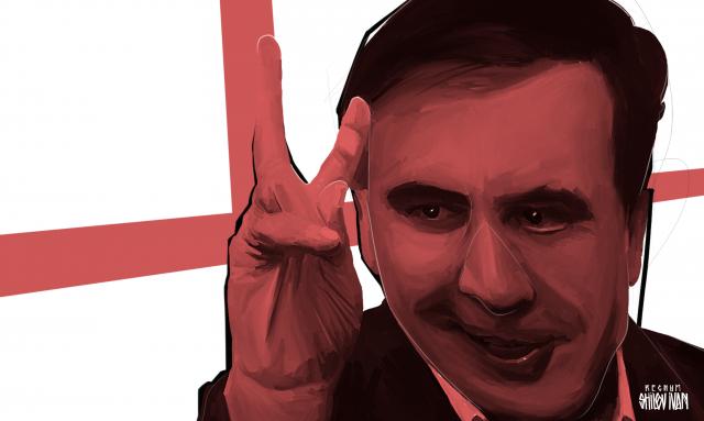 Супруга Саакашвили: мой муж вернётся к власти