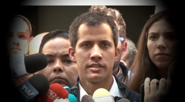 Гуайдо опроверг сообщения о встрече представителей оппозиции и Мадуро