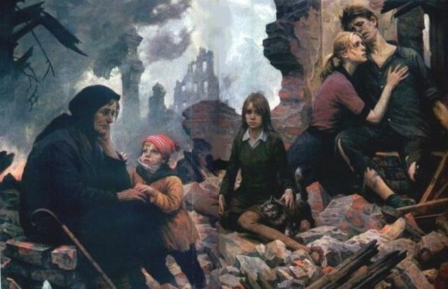 Щербаков Б. В. Зло мира