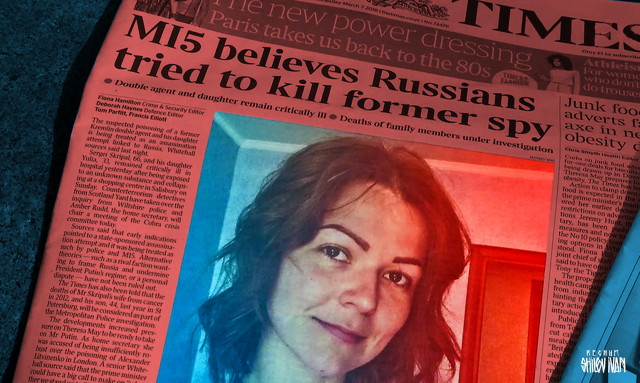Юлия Скрипаль готовит заявление