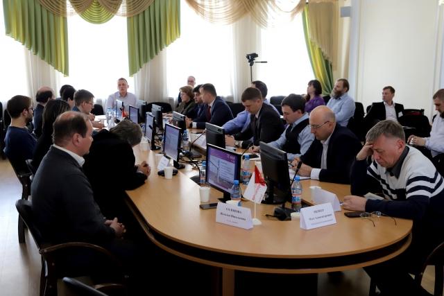 Круглый стол в Барнауле, посвященный пенсионной реворме