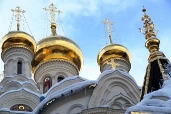 Купол православного храма