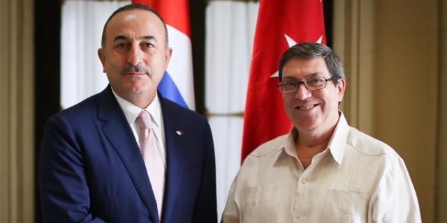 Анкара сближается с Гаваной