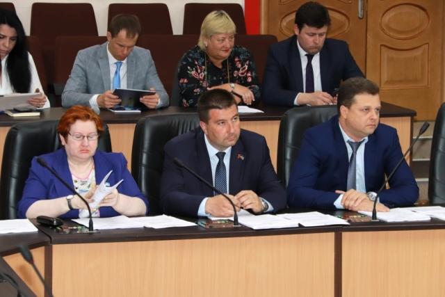 В Калуге внесли поправки в городской бюджет