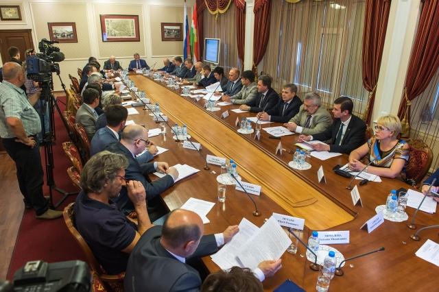 Калужский губернатор: Проектное финансирование строек защищает граждан