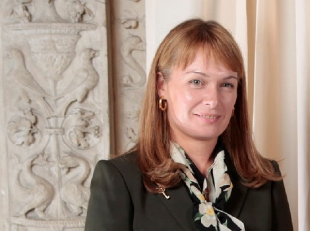 Супруга бывшего президента Грузии Михаила Саакашвили Сандра Руловс