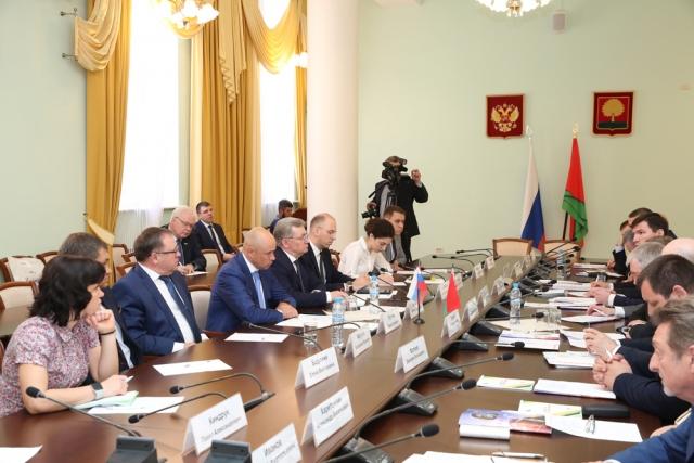 Липецкая область и Белоруссия расширяют сотрудничество