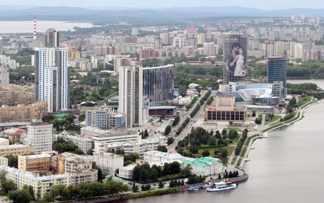 ВЦИОМ: большинство жителей Екатеринбурга — за храм Святой Екатерины