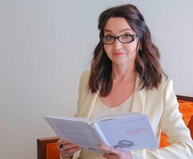 Психолог Люция Сулейманова