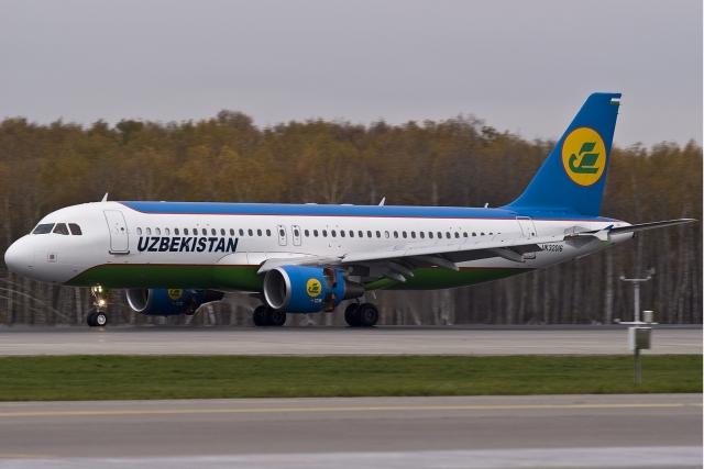 «Люблю вас всех!»: странный инцидент с Airbus рейса Нукус — Ташкент