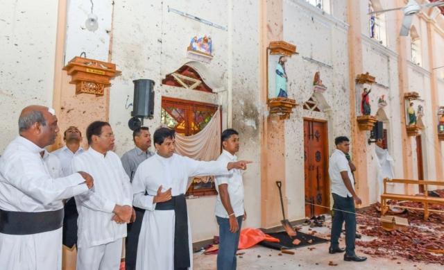 На Шри-Ланке установили личности всех совершивших теракты смертников
