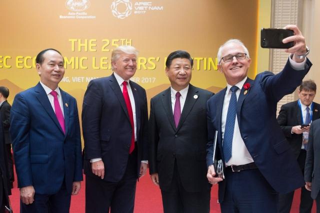 Трамп заявил о желании поскорей встретиться с Си Цзиньпином