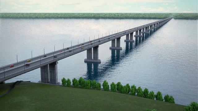 Ещё 80 млрд: стоимость Климовского моста в Самарской области выросла